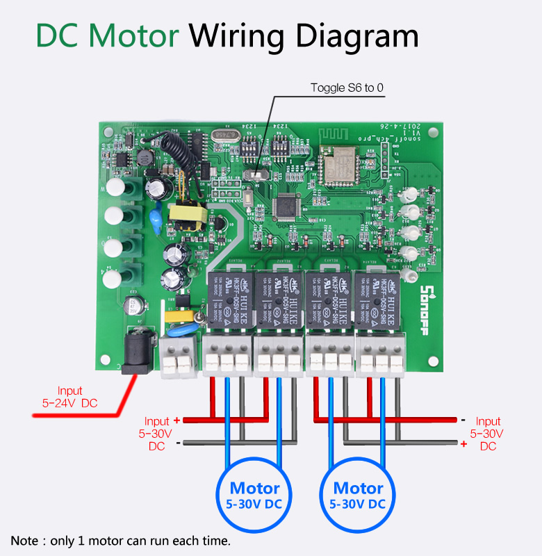 Sonoff_4CH_Pro_DC_motor sonoff 4ch pro user guide ewelink sonoff wiring diagram at panicattacktreatment.co